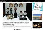 Geneva: The Birthplace of Swiss Watchmaking